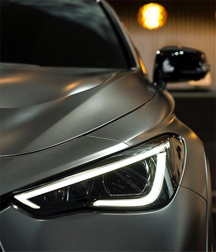 headlight website image